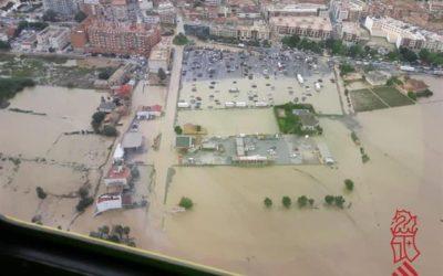 La Comparsa de Piratas oferta un autobús de 54 plazas para voluntarios con destino al municipio oriolano de Molins
