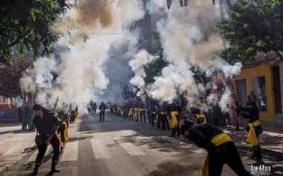 Los tiradores de la Comparsa de Piratas no participarán en el acto de arcabucería del próximo 21 de septiembre