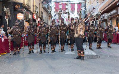 La Comparsa de Piratas nombra como mejor escuadra 2019 a los Corsarios Negros